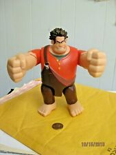 """Disney Wreck It Ralph Fist Pounding 6"""" tall Thinkway Toys Action figure"""