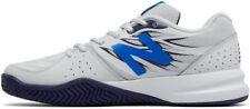 New Balance 786 Men Tennis Shoes Artic Fox-Electric Blue MC786GB2 Size US 10.5 D