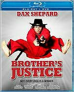 BROTHER'S JUSTICE (Andrew Panay) - BLU RAY - Region Free - Sealed