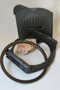 Cokin P Series Filter Holder + 77mm Adapter Ring & Lens Cap (All Genuine Cokin)