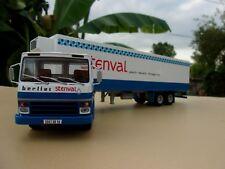 n° 92  BERLIET TR 280 Camion Semi Remorque STENVAL à BAILLEUL 59 1/43 Neuf boite