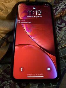 Apple iPhone XR - 64GB - (PRODUCT)RED (Verizon) A1984 (CDMA + GSM)