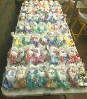 Limited Treasures Coin Bears - Set of 51 - All 50 States and 1 Presidential