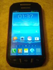 Cellulare Smartphone Samsung Gt-S7710 Galaxy Xcover 2 rosso e nero