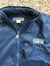 Royal Caribbean Cruise Ship Embroidered Pullover Lightweight Jacket Medium XL