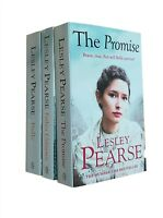 Lesley Pearse 3 Books Romance Family Saga Belle Promise Father Unknown New