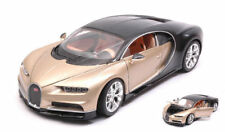 Bugatti Chiron Oro Black 1:24-27 Modelo 24077G WELLY