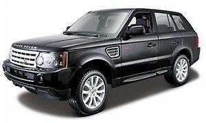 Bburago 1:18 Range Rover Sport Diecast Model Racing Car Vehicle NEW IN BOX