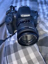 Canon EOS 800D 24.2 MP Cámara SLR-Negra (Kit con EF-S 18-55mm F4/5.6 IS..