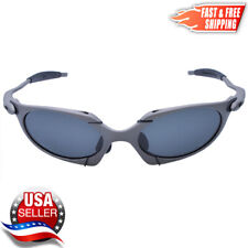 Romeo X-Metal Sunglasses Black Iridium - Metal Frames for Oakley Lenses - USA