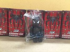 "Medicom Marvel Spiderman 3 Kubrick ""Black Suited Spiderman"""