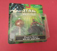 STAR WARS - MAUL SITH DROID - THE POWER OF THE FORCE - FIGURINE KENNER - 6840