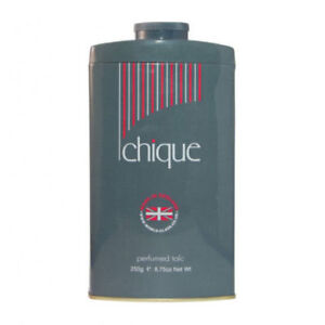 Taylor of London Chique Talc 250g - Multiple Packs