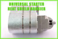 Holden V8 308 STARTER MOTOR HEAT SHIELD Blanket Insulating Kit Protection Wrap