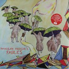 Immaculate Machine - Fables (Vinyl LP + Download) New & Sealed