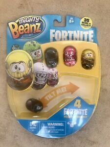 New Fortnite Mighty Beanz