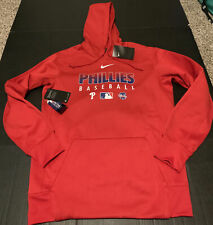 Philadelphia Phillies Nike Authentic Collection Hoodie 2020 Men's Sz: Large NWT