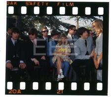 The Beatles Paul McCartney John Lennon Original Old Photo Transparency 573B