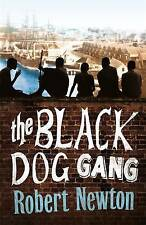 The Black Dog Gang by Robert Newton Paperback Book Free Shipping!