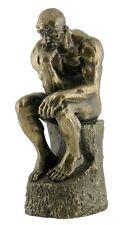The Thinker Statue Figurine Auguste Rodin's The thinker replica 25cm(H)