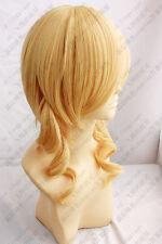 Anime Puella Magi Madoka Magica Tomoe Mami blonde wig H158