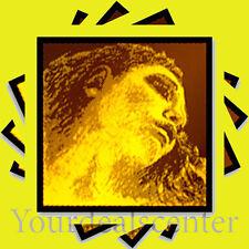 Evah Pirazzi Gold Violin String Set 4/4 -----Gold G--- E Loop