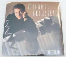 MICHAEL FEINSTEIN ~ Isn't It Romantic ~ Great American Songbook SEALED Record