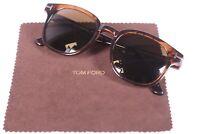 Tom Ford Frank TF399 48B 50-20 145 Sonnenbrille Brille braun - sehr gut