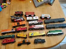Santa Fe, Southern, philadelphia Flyers, Old Dutch, Union, Vintage Train Lot