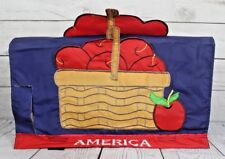 American Mailbox Cover Apples in Basket by Evergreen Enterprises Inc.