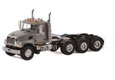 """Mack Granite 8x4 Truck Tractor - """"GRAY"""" - 1/50 - WSI"""