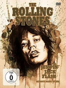 The Rolling Stones: Jumpin' Jack Flash - Ultimate Music Story Musik DVD Neu OVP