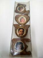 Nostalgic Vintage Wooden LOVE Picture Frame