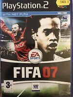 #1409 - PS2 - FIFA 07 - Sony Playstation 2 (2006)