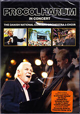 PROCOL HARUM in concert with danish national concert orchestra DVD NEU OVP/Seal