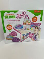 Cra-Z-Art Nickelodeon JoJo Siwa Slime Kit, 6 x 6