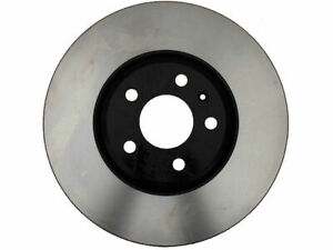 For 2010-2011 Audi A5 Brake Rotor Front AC Delco 49999TT