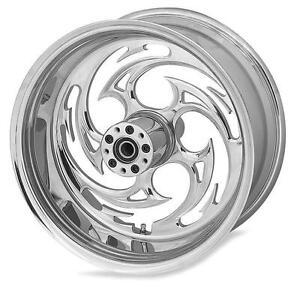 RC Components Savage Chrome Forged 18x8.5 Rear Wheel SU1885055-85C