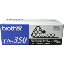 New and Original Brother TN350 Original Toner Cartridge