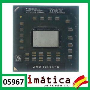 Processor Laptop AMD Turion II Dual-Core Mobile M520 2,3GHZ Spare