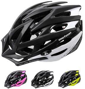 Fahrradhelm für Herren und Damen Schutzhelm Erwachsene Radhelm MTB Bike Helm shi