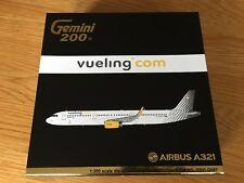 VUELING A321 metallo pressofuso modello 1:200 GEMINI 200 JETS g2vlg687 NUOVO