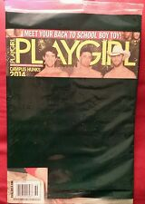Playgirl campus Hunks Back to School Boy Toy Fall 2014 FREE SHIPPING