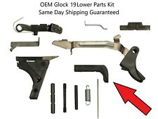 Lower parts Kit Glock 19 Premium OEM fits G19 P80 PF940c