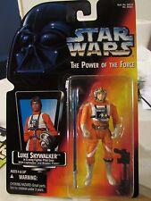 Star Wars The Power of the Force Luke Skywalker in X-Wing Fighter Pilot Gear