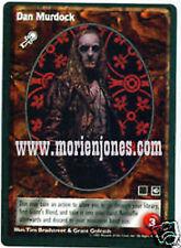 VAMPIRE The Eternal Struggle CCG Dan Murdock PROMO VTES card Jyhad White Wolf