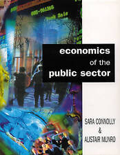 Economics of the Public Sector by Connolly, Sara