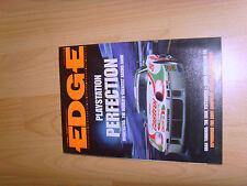 Gran Tourismo Playsation Edge Mini Advertising Brochure