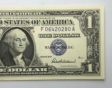1957 Silver Certificate 1$ Dollar Note Uncirculated (P219)