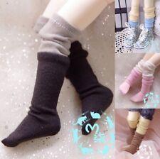 1/4 MSD Socks Stockings Spliced Loose Socks for AOD DIKA AS IS AF AE DZ BJD Doll